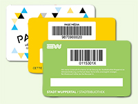 Key points for choosing different barcode cards