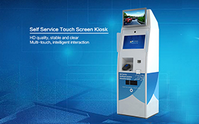 Self Service Touch Screen Kiosk