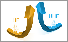 The Debate Between High-frequency and UHF RFID