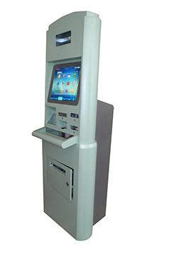 Customized Kiosk - S-ST31