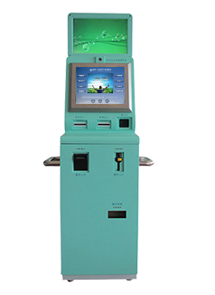 Dual Screen Kiosk - S-ST36